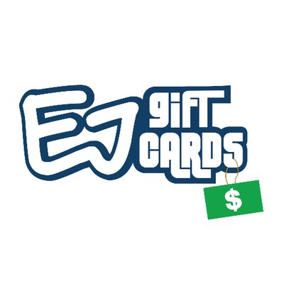 Get $5 Off Your First Purchase With Email Signup at EJGiftCards.com!